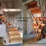 Escalier Charlionet/Cheix